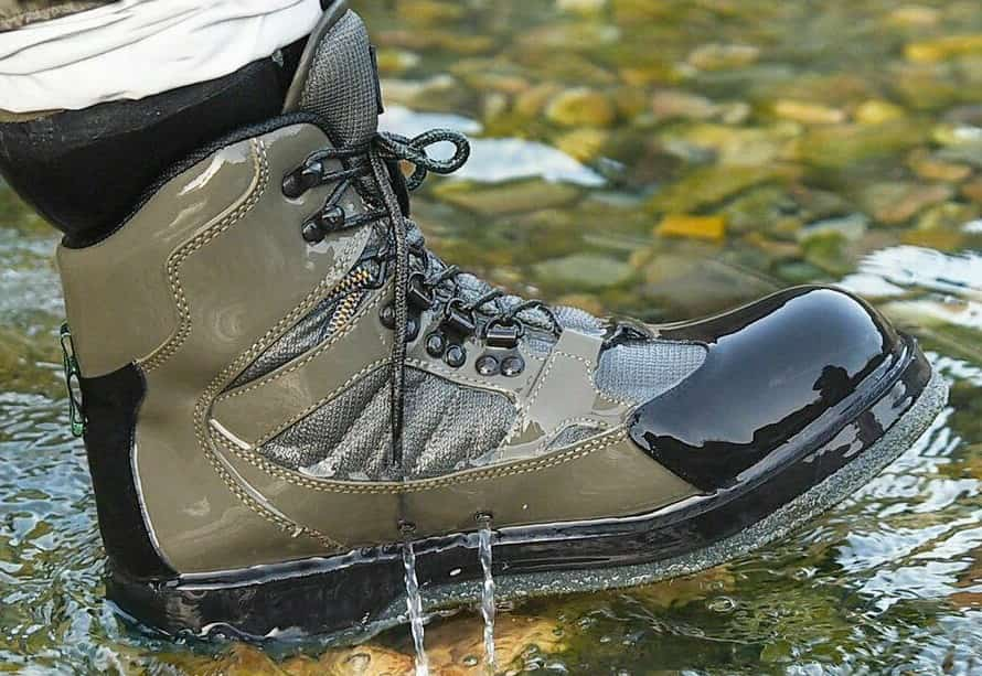 8 Fans Men Fishing Boots for Wading and Fly fishing