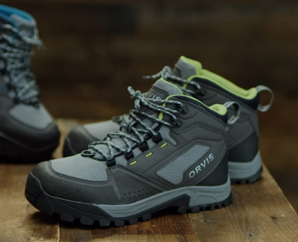 Orvis Wading boots, Orvis ultralight wading boots, Orvis fly fishing boots
