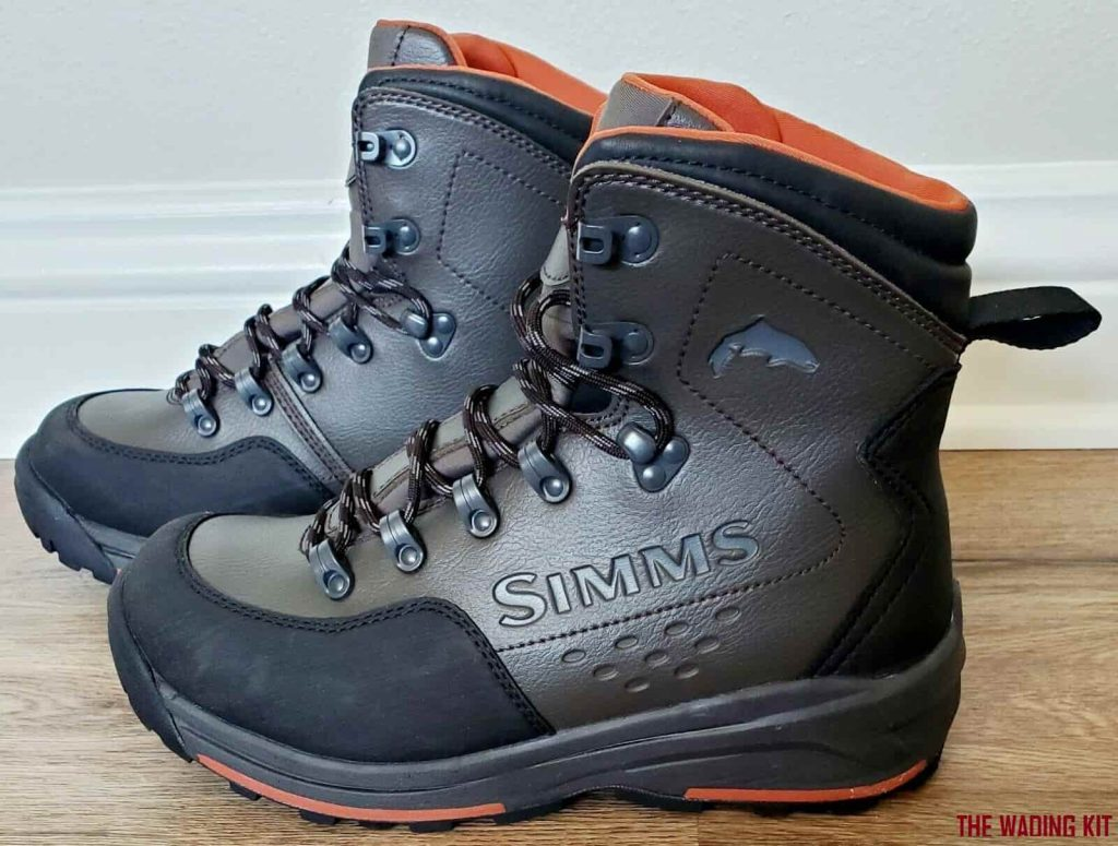 Simms Wading Shoes- Best Wading Boots, rough and tough